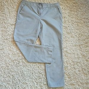 Vince Camuto grey cropped ankle pants